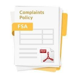 Complaints-Policy-FSA