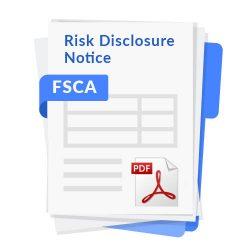 Risk-Disclosure-Notice-FSCA